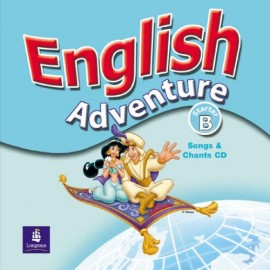 English Adventure Starter B Songs & Chants CD