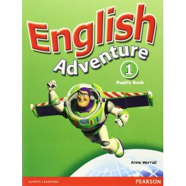 English Adventure 1 Pupil's Book (Plus Picture Cards)