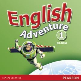 English Adventure 1 CD-ROM