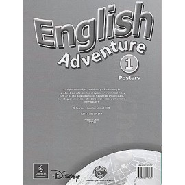 English Adventure 1 Posters