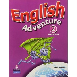 English Adventure 2 Pupil's Book (Plus Picture Cards)