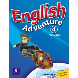 English Adventure 4 Pupil's Book (Plus Reader)
