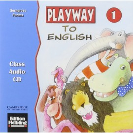 Playway To English 1 Class Audio CD