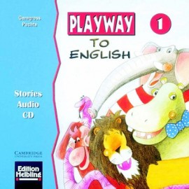 Playway To English 1 Stories Audio CD