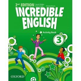 Incredible English Second Edition 3 Activity Book