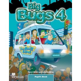 Big Bugs 4 Pupil's Book