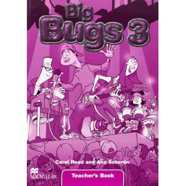 Big Bugs 3 Teacher's Book