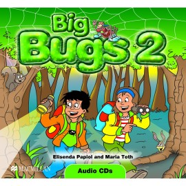 Big Bugs 2 Audio CDs
