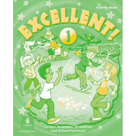 Excellent! 1 Activity Book Pearson 9780582778351