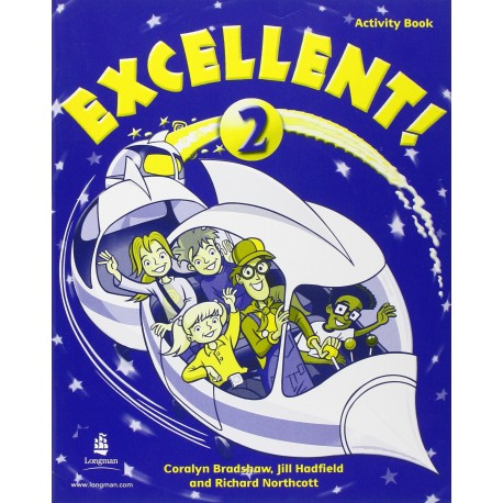 Excellent! 2 Activity Book Pearson 9780582778412