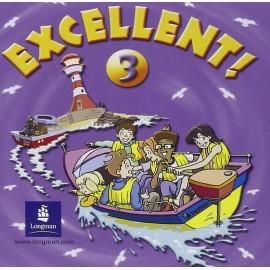 Excellent! 3 Class CDs