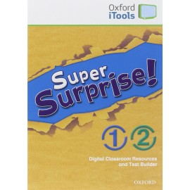 Super Surprise! 1-2 iTools CD-ROM