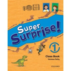 Super Surprise! 1 Class Book