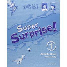 Super Surprise! 1 Activity Book + MultiROM