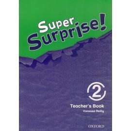 Super Surprise! 2 Teacher's Book