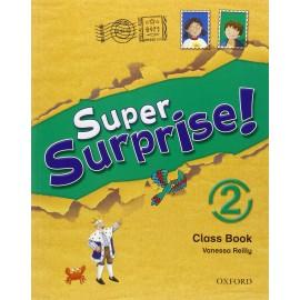 Super Surprise! 2 Class Book