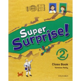 Super Surprise! 2 Class Book