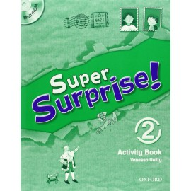 Super Surprise! 2 Activity Book + MultiROM