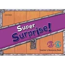 Super Surprise! 3-4 Teacher's Resource Pack
