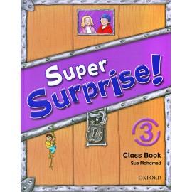 Super Surprise! 3 Class Book