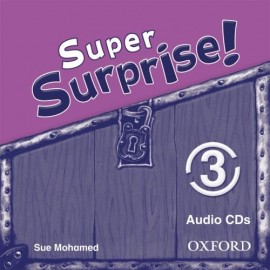 Super Surprise! 3 Class CDs