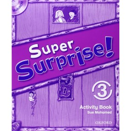 Super Surprise! 3 Activity Book + MultiROM