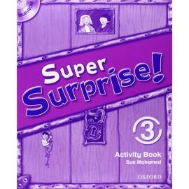 Super Surprise! 3 Activity Book + MultiROM