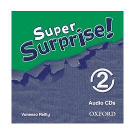 Super Surprise! 2 Class CDs