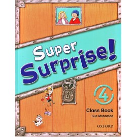 Super Surprise! 4 Class Book