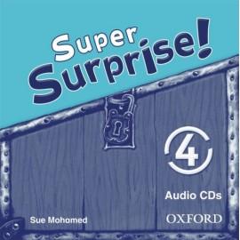 Super Surprise! 4 Class CDs