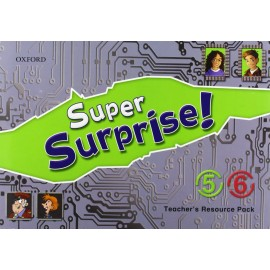 Super Surprise! 5-6 Teacher's Resource Pack