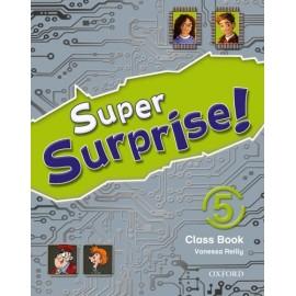 Super Surprise! 5 Class Book