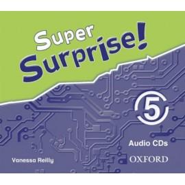 Super Surprise! 5 Class CDs