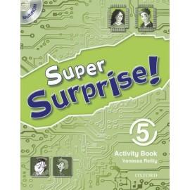Super Surprise! 5 Activity Book + MultiROM