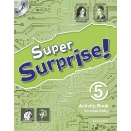 Super Surprise! 5 Activity Book + MultiROM