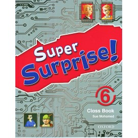 Super Surprise! 6 Class Book