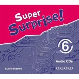 Super Surprise! 6 Class CDs