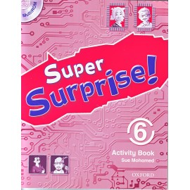 Super Surprise! 6 Activity Book + MultiROM