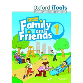 Family and Friends 1 Second Edition iTools DVD-ROM