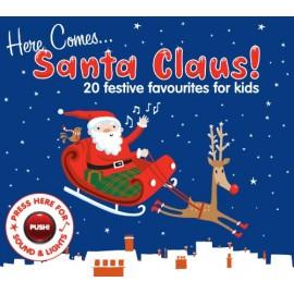 Here Comes Santa Claus CD