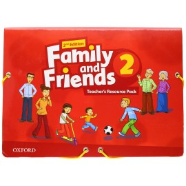 Family and Friends 2 Second Edition Teacher's Resource Pack