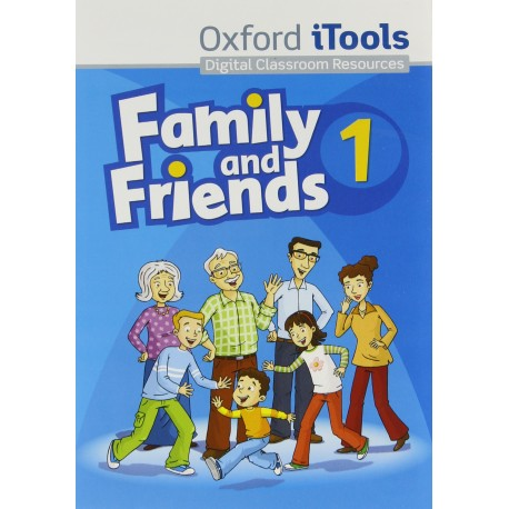 Family and Friends 1 iTools CD-ROM Oxford University Press 9780194812351