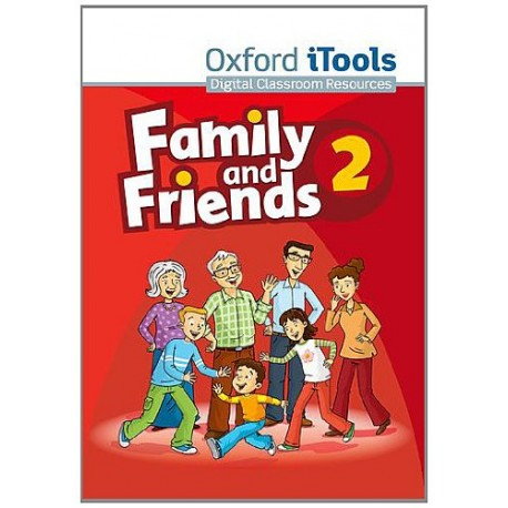 Family and Friends 2 iTools CD-ROM Oxford University Press 9780194812368