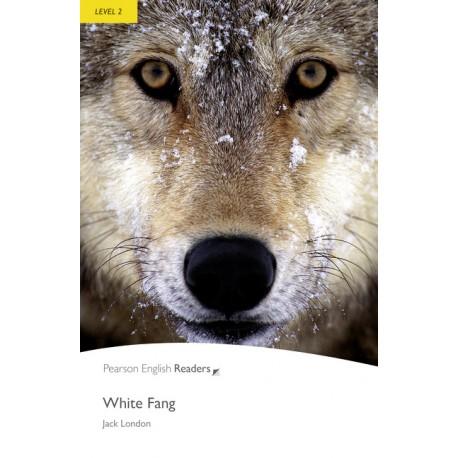 White Fang + MP3 Audio CD Pearson 9781408285244