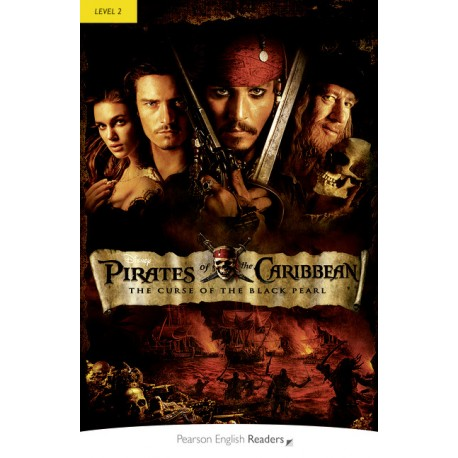 Pirates of the Caribbean: The Curse of the Black Pearl + MP3 Audio CD Pearson 9781408289471