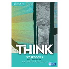 Think 1 Workbook + Online Practice
