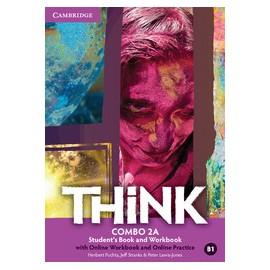 Think 2 Combo A + Online Workbook + Online Practice