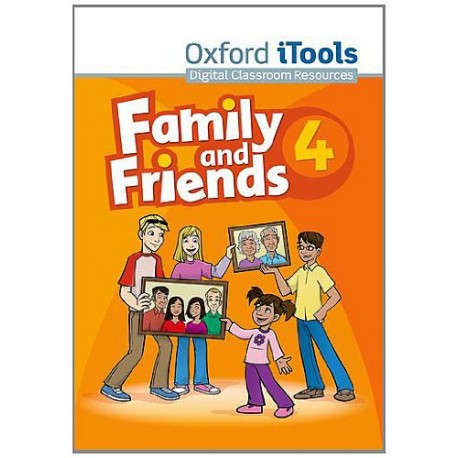 Family and Friends 4 iTools CD-ROM Oxford University Press 9780194812382