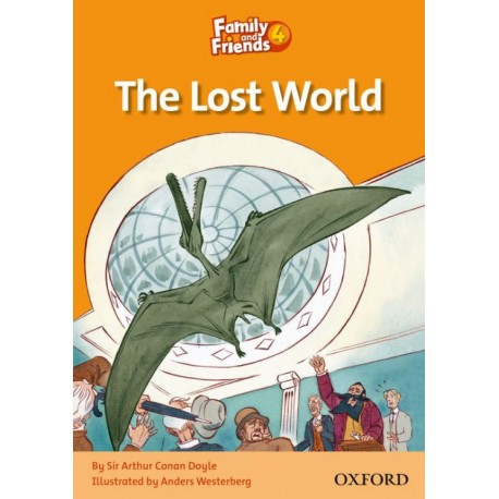 Family and Friends 4 The Lost World Oxford University Press 9780194802703