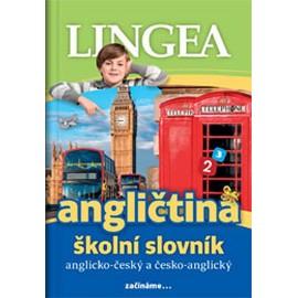 Lingea: Anglicko-český a česko-anglický školní slovník